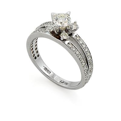 kolco Купить кольцо с бриллиантом для своего ребенка – кольцо, которое принесет удачу